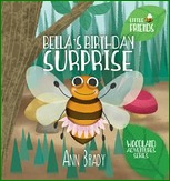Bella's Birthday Surprise Story Book
