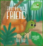 Timmys New Friend/Playing Hide & Seek Story Book
