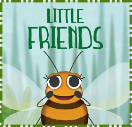 The Little Friends Books Logo