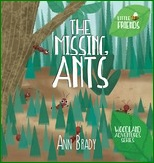 The Missing Ants/Ouch It Hurts Story Book